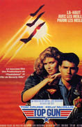 """CINEMA  AFFICHES   L  31    """"  TOP GUN     """"  ED  SONIS   N° C  167  CPM / CPSM  10 X 15 - Posters On Cards"""