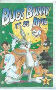 "VHS   "" BUGS BUNNY ET SES AMIS "" - Dessins Animés"