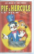 "VHS   "" PIF & HERCULE - LE FILM "" - Dessins Animés"