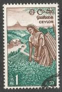 Ceylon. 1964-72 Definitives. 1r Used. SG 497 - Sri Lanka (Ceylon) (1948-...)