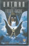 """VHS  BATMAN  """" CONTRE LE FANTOME MASQUE """" - Dessins Animés"""