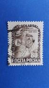 POLAND 1953 6TH PEACE RACE FISCHER 661 - 1944-.... Republic