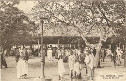 DAKAR   ---   Place Du Marché - Senegal