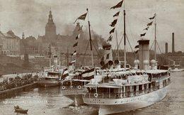 RP   1914  Poland / Polen / Polska: Stettin (Szczecin)  HERTHA STETTIN  ODIN - Polen