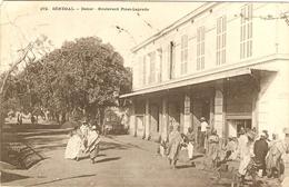 DAKAR   ---  Boulevard Pinet-Laprade - Senegal