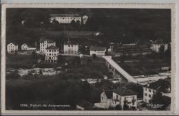Saluti Da Acquarossa - Photo: Ditta G. Mayr No. 1258 - TI Tessin