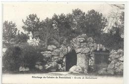 PELERINAGE DU CALVAIRE DE PONTCHATEAU . GROTTE DE GETHSEMANI . NON ECRITE - Pontchâteau