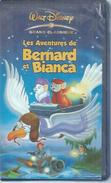 "VHS / K7 Vidéo  "" LES AVENTURES DE BERNARD ET BIANCA ""   WALT DISNEY - Dessins Animés"