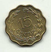 1953 - Paraguay 15 Centimos, - Paraguay