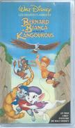 "VHS / K7 Vidéo  "" BERNARD ET BIANCA AU PAYS DES KANGOUROUS ""   WALT DISNEY - Dessins Animés"