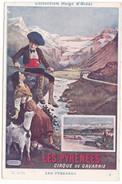 Image Publicité Collection HUGO D'ALESI Les Pyrénées Cirque De Gavarnie - Vieux Papiers
