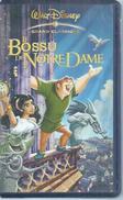 """VHS / K7 Vidéo  """" LE BOSSU DE NOTRE DAME """"   WALT DISNEY - Dessins Animés"""