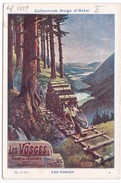 Image Publicité Collection HUGO D'ALESI Les Vosges / Vallée De Gérardmer / Un Schlitteur - Vieux Papiers