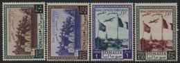 Somalia (AFIS)- 1951 Session-Conseil-Sitzung-Consiglio (Flags-Drapeaux-Fahnen)  ** - Somalia (1960-...)