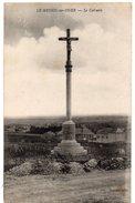 Marne - LE MESNIL-sur-OGER - Le Calvaire - 1916 - France