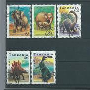 LOT TANZANIE OB - Briefmarken