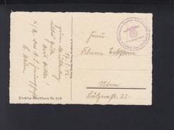 Dt. Reich PK 1942 NSDAP Ortsgr. Ulm-Weststadt - Briefe U. Dokumente