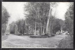 CPA 78 - Auffargis, Grille D'honneur Du Parc De L'Abbaye Des Vaux Et Route De Cernay - Auffargis