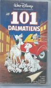 "VHS / K7 Vidéo  ""  LES 101 DALMATIENS ""  WALT DISNEY - Dessins Animés"