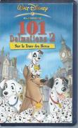 "VHS / K7 Vidéo  ""  LES 101 DALMATIENS - 2 ""  WALT DISNEY - Dessins Animés"