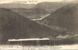 88 - SCHLUCHT  Le Tramway Et La Vallée Des Lacs - France
