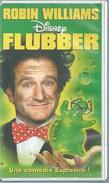 """VHS / K7 Vidéo  """"  FLUBBER """"  WALT DISNEY - ROBIN WILLIAMS - Dessins Animés"""