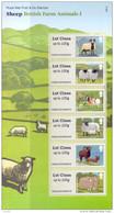 Great Britain 2012 P&G_Sheep - 1952-.... (Elisabetta II)