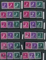724N/P 10 Burelen Antwerpen - Meeste Lichte Scharnier / Sommige Postfris - 1946 -10%