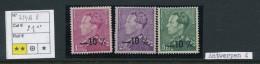 724 A/E Postfris - Antwerpen 4 - 1946 -10%