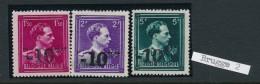 724 N/P Scharnier - Brugge 2 - 1946 -10%