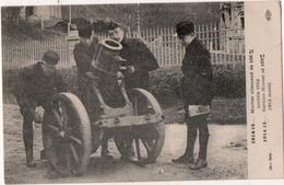 1914 - 15 Mortier Allemand De 165  Modèle 1912 - Ausrüstung