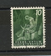 LIECHTENSTEIN DIVERS N° Yvert 252 OBLI