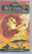"""VHS / K7 Vidéo  """"  LE ROI LION II - L'HONNEUR DE LA TRIBU  """"  WALT DISNEY - Dessins Animés"""