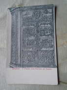 D146247  Italia ORVIETO 4 Pilastro Della Facciata  Del Duomo  Ca 1900 - Altre Città