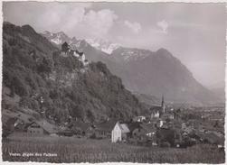 LIECHTENSTEIN,OBERLAND,VADUZ,église - Liechtenstein