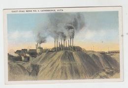 GALT COAL MINE N°3 / LETHBRIDGE - ALTA - Alberta