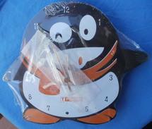 HORLOGE PENDULE En Forme De Pingouin, Neuve - Clocks