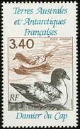 MDB-BK8-177 MINT PF/MNH ¤ AUSTRALES ANTARCTIQUES 1991 1w ¤ BIRDS OF THE WORLD OISEAUX BIRDS AVES VOGELS VÖGEL