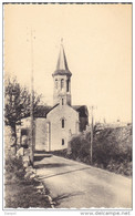 NAUSSAC  L'église (village Noyé) - Langogne