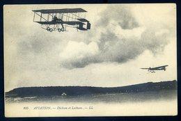 Cpa Aviation Aviateurs Dickson Et Latham    GX36 - Aviateurs