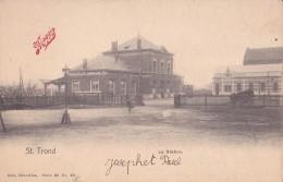 SAINT-TROND : La Station - La Gare - Belgique