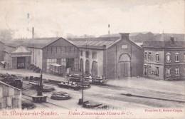 MONCEAU-SUR-SAMBRE : Usines Zimmermann-Haurez - Belgique