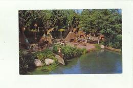 136555 DISNEYLAND INDIAN VILLAGE - Disneyland