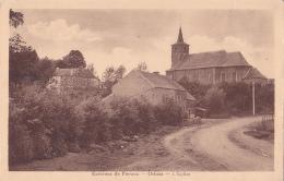 ORBAIS / PERWEZ : L'église - Belgique