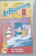 """VHS / K7 Vidéo    """"  LES BISOUNOURS - LE CHEMIN DES ETOILES  """" - Dessins Animés"""