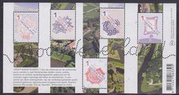 Nederland 2015 Mooi Nederland / Vestingsteden Velletje / Shtlt ** Mnh (34790E) - Ongebruikt