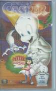 """VHS / K7 Vidéo    """"  CASPER HOP ET RATS  """" - Dessins Animés"""