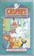 "VHS / K7 Vidéo    ""  CASPER'S ET SES AMIS   "" - Dessins Animés"