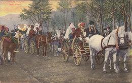 Türkische Hochzeit - 1912     (PA-11-110329) - Bosnien-Herzegowina
