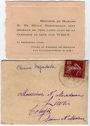 VP7943 - Faire - Part De Naissance De Willy De HENAU DIEPENDAELE  - ECHOUBOULAINS ( Ferme )  Par VALENCE EN BRIE - Naissance & Baptême